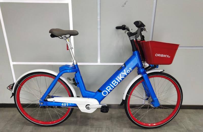 Oribiky - Vélo le plus sécurisé de France